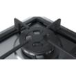 Bosch PGH6B5B90 Serie   4, Gáz főzőlap, 60 cm, Nemesacél