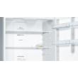 Bosch KGF56PICP Serie 8 Szabadonálló, alulfagyasztós hűtő-fagyasztó kombináció, 193x70 cm, Nemesacél, Ujjlenyomat mentes borítás