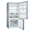 Bosch KGN864IFA Seri6 186x86x80 SuperXXL alulfagyasztós NoFrost nemesacél hűtőszekrény