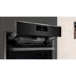 Neff B48FT68G0  N90 gőzsütő Slide & Hide ajtó Home Connect 14 funkció EcoClean hátfal Full Touch Control vezérlés 1 sütősín Neff Collection Graphite Grey Edition