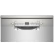 Bosch SMS2ITI69E Serie 2 szabadonálló mosogatógép 60 cm ezüst