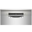 Bosch SMS4EVI14E  Serie 4 szabadonálló mosogatógép 60 cm silver-silver inox