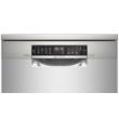 Bosch SMS6ECI93E Serie   6, Szabadonálló mosogatógép, 60 cm, silver-inox