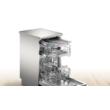 Bosch SPS4EMI28E Serie 4 szabadonálló mosogatógép 45 cm silver-inox