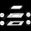 Whirlpool WSQ7360NE indukciós főzőlap központi vezérlésű 60cm 6. Érzék automatikus funkciók 7,2kW