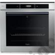 Whirlpool AKZM6630IXL beépíthető sütő iXelium® inox érintőszenzoros kezelés VEGA2 kijelző (magyar nyelvű szöveges-grafikus) Fusion Design 73L
