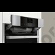 """Neff B55VS24N0 beépíthető  sütő Slide & Hide ajtó gőzzel 4,1"""" TFT kijelző pirolitikus öntisztítás"""