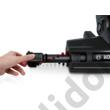 Bosch BCH625LTD akkus kézi porszívó 25,2 V LithiumPower motoros szívófej fekete  60 perc működési idő