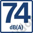 Bosch BGL8508 porzsákos porszívó petrolkék EPA 10 filter 750W AAAA osztályzat