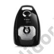 Bosch BGL8SIL59D porzsákos porszívó fekete rendkívül halk üzem HEPA H13 filter 650W AACA osztályzat