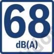 Bosch BGS7RCL porzsák nélküli porszívó AABA mosható HEPA kristálykék 700W