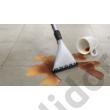 Bosch BWD41700 takarítógép 1700 W EPA E10 szűrő szőnyegtisztító fej, kárpittisztító fej, átkapcsolható görgős