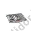 Bosch SMV6ECX57E S6 HC teljesen beépíthető mosogatógép EfficientDry
