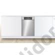 Bosch SPU2XMS01E Serie4 aláépíthető mosogatógép Home Connect  45cm VarioDrawer evőeszközfiókkal