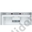 Bosch KGE49AICA Serie 6 alulfagyasztós nemesacél hűtő 302/111L 201x70x65cm