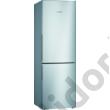Bosch KGV36VLEAS Serie 4 inoxlook kombinált hűtő 214/94L 186x60x65cm