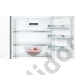 Bosch KIN86VFF0 Serie4 hűtő alulfagyasztós beépíthető NoFrost laposzsanér A++ 187+67L 178cm