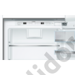 Bosch KIS87ADD0 Serie6 hűtő alulfagyasztós beépíthető VitaFresh plus fiók LowFrost laposzsanér A+++ 208+61L 178cm