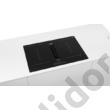 Bosch PVQ811F15E Serie 6 CombiInduction főzőlap beépített páraelszívóval 2. generáció 80cm 7,4kW