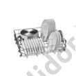 Bosch SMI2HVS20E Serie2 beépíthető mosogatógép Home Connect nemesacél VarioDrawer fiók hőcserélős kondenzációs szárítás A++ 60 cm 13 terítékes