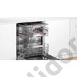 Bosch SMI6ECS51E Serie6 Home Connect beépíthető mosogatógép nemesacél EfficientDry szárítás VarioDrawer kosár A+++ 60 cm 13 terítékes