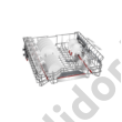 Bosch SMI6ZDS49E S6 HC beépíthető mosogatógép nemesacél PerfectDry Zeolith