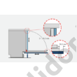 Bosch SMH4HVX31E S4 HC teljesen beépíthető mosogatógép VarioHinge zsanér InfoLight