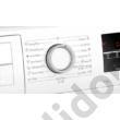 Bosch WAU24T40BY Serie6 elöltöltős mosógép inox-fehér ajtó A+++ 9kg 1200f/p AquaStop