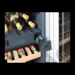 Liebherr EWTgw3583 Vinidor beépíthető borhűtő fehér 80 palack 178cm