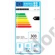 Liebherr GN2723 Comfort NoFrost A++ 224L fehér fagyasztószekrény 165x60x63cm