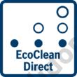 Bosch HBA5570B0 Serie6 beépíthető sütő fekete EcoClean öntisztítás 1 szintes ClipRail teleszkópos sütősín