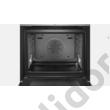 Bosch HBG656RS1 Serie 8 beépíthető sütő nemesacél EcoClean öntisztítás Assist-funkció PerfectBake és PerfectRoast szenzorral TFT kijelző