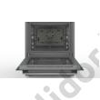 Bosch HKS59D250 Serie6 kerámialapos elektromos tűzhely nemesacél 60cm AutoPilot 10 3 szintes sütősín