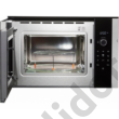 Neff HLAGD53N0 beépíthető mikrohullámú sütő nemesacél 25L 38cm balra nyíló ajtó