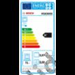 Bosch HSG636XS6 Serie 8 Home Connect gőzsütő nemesacél PerfectRoast maghőmérővel és PerfectBake sütőszenzorral 3 részes TFT  EcoClean hátfal
