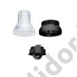 Bosch MMB66G7M turmixgép fehér/ezüst 900W 2,3L üvegtartály aprító