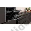 Neff B58CT62H0 N90 sütő Slide & Hide ajtó Home Connect 15 funkció Pirolitikus öntisztítás Full Touch Control vezérlés Neff Collection