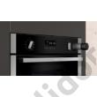 Neff B5AVM7HH0 N50 sütő Vario Steam hozzáadott gőz fekete design Home Connect Slide&Hide ajtó 8 funkció Pirolitikus öntisztítás maghőmérő 1 sütősín Neff Collection