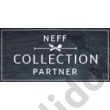 Neff C18FT48H0 ​N90 kompakt sütő Full Steam gőzfunkcióval Home Connect 13+5 funkció Neff Collection