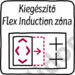 Neff T66TS61N0 N90 indukciós főzőlap 60 cm 2 Flex Induction TwistPad® Fire vezérlés Neff Collection