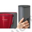 Bosch TKA6A044 Filteres kávéfőző piros-antracit 1,25L 1200W