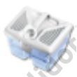 Thomas Cycloon Hybrid Pet&Friends porzsák nélküli és vízszűrős működés 1400W HEPA H13 + aktívszén 786550