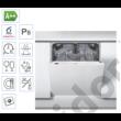 Whirlpool WRIC 3C26 P mosogatógép teljesen beépíthető PowerClean Pro A++ 60cm