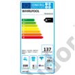 Whirlpool TDLR60210 A+++ -10% 6kg 1200f/p E1 Core display+LED sor felültöltős mosógép