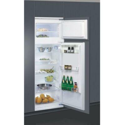 Whirlpool ART 3801 beépíthető felülfagyasztós hűtőszekrény, 178 liter,  F energiaosztály