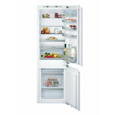 Neff KI7863FF0 N 70, Beépíthető, alulfagyasztós hűtő-fagyasztó kombináció, 177.2 x 55.8 cm,188+67 Liter