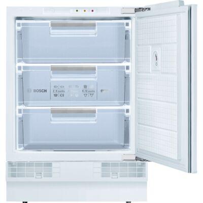 Bosch GUD15ADF0 Serie6, pult alá építhető fagyasztószekrény, 82 x 59.8 cm,98 L