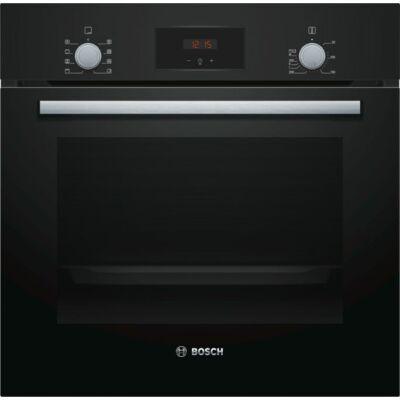 Bosch HBF153EB0 Serie 2 nemesacél beépíthető sütő EcoClean 1 sütősín