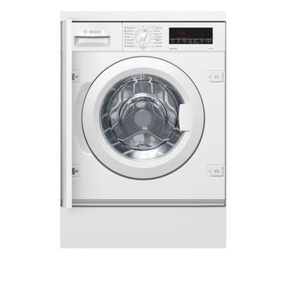 Bosch WIW28541EU Serie   8, Elöltöltős mosógép, 8 kg, 1400 fordulat/perc