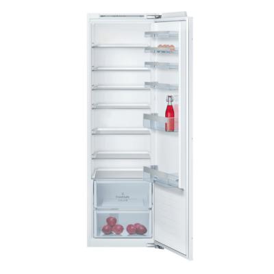 Neff KI1812FF0 N50 beépíthető egyajtós hűtő F 319L 177cm
